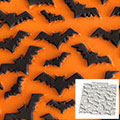 Katy Sue Halloween Bat Design Mat