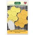 Katy Sue Large Continuous Honeycomb Silicone Mould