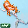 Katy Sue Mermaid Silicone Mould