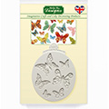 Katy Sue Mini Butterflies Silicone Mould
