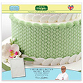 Katy Sue Rattan Basket Weave Texture Silicone Mould