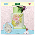 Katy Sue Roses Silicone Embossers