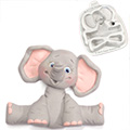 Katy Sue Sugar Buttons Elephant Silicone Mould
