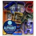 Large Alphabet Cookie Cutter Set 26pcs
