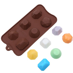 Large Gems Silicone Chocolate Mould