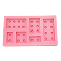 Lego Bricks Inspired Silicone Mould