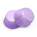 Lilac Purple Foil Mini Baking Cups (#360) 240pcs