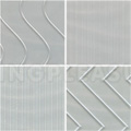 Lines Impression Mat 4pcs