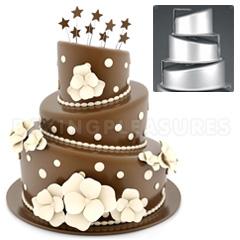 Topsy Turvy Cake Pans Wilton