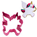 Magical Unicorn Pink Cookie Cutter