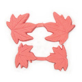 Maple Leaf Veiner 2pcs