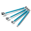 Metal Ball Modelling Tool Set 4pcs