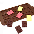 Mini Chocolate Bar Silicone Chocolate Mould