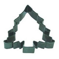 Mini Green Christmas Tree Cookie Cutter