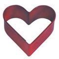 Mini Heart Red Cookie Cutter