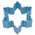 Mini Christmas Snowflake Blue Cookie Cutter