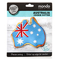 Australia Map Stainless Steel Cookie Cutter