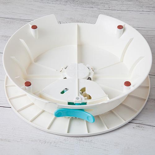 ... Mondo Cake Decorating Turntable with Locking Brake 30cm ... & Mondo Cake Decorating Turntable with Brake 30cm