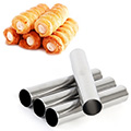 Mondo Cannoli Tube Set 4pcs
