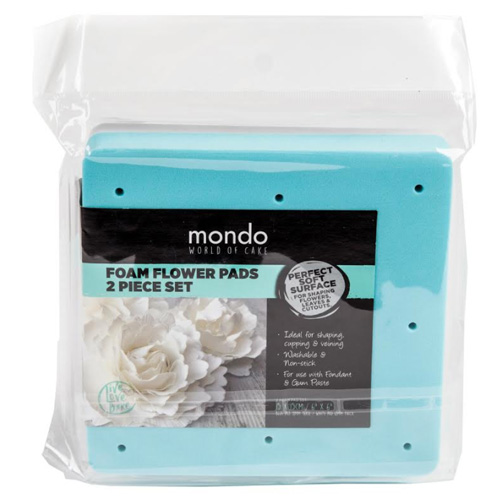 Mondo Small Flower Foam Pad 15cm 2pcs