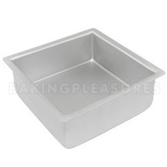 Mondo Square Cake Pan/Tin 10 x 4 Inches