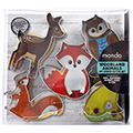 Mondo Woodland Cookie Cutter Set 5pcs