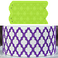Marvelous Molds Moroccan Lattice Silicone Onlay