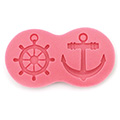 Nautical Anchor Silicone Mould Silicone Mould