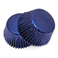 Navy Blue Foil Baking Cups (#550) 240pcs
