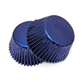 Navy Blue Foil Mini Baking Cups (#360) 240pcs