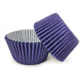BULK Navy Blue Mini Baking Cups (#360) 500pcs