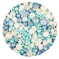 Ocean Mix Sprinkles 80g