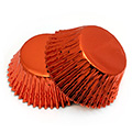 Orange Foil Baking Cups (#550) 240pcs