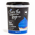 Over The Top Buttercream Icing Blue 425g