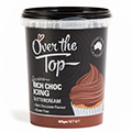 Over The Top Buttercream Icing Chocolate Brown 425g