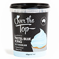 Over The Top Buttercream Icing Pastel Blue 425g