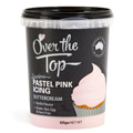Over The Top Buttercream Icing Pastel Pink 425g