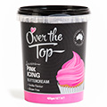 Over The Top Buttercream Icing Pink 425g