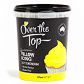 Over The Top Buttercream Icing Yellow 425g