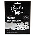 Over The Top Edible Silver Leaf Transfer Sheets 5pcs