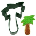 Palm Tree Green Cookie Cutter