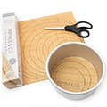 Papyrus Non Stick Baking Paper - Template