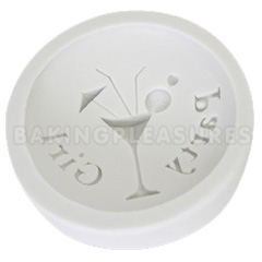 Katy Sue Party Girl Cupcake Mould