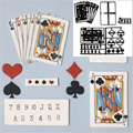 Patchwork Cutters/Embossers Card Set