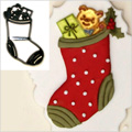 Patchwork Cutters Christmas Stockings