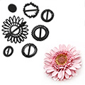 Patchwork Cutters Gerbera Flower Set