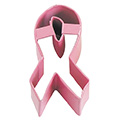 Pink Ribbon Cookie Cutter