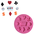 Poker Set Silicone Mould