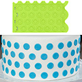 Marvelous Molds Polka Dots Silicone Onlay