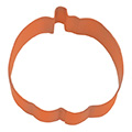 Halloween Pumpkin Orange Cookie Cutter